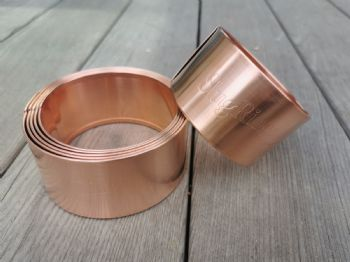 PRE ORDER small Slug Rings 10cm/4